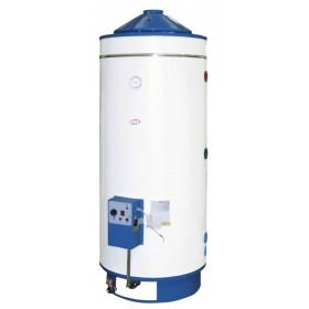 SCALDABAGNO A GAS COETERM A BASAMENTO BOILER 300 LT ACCENZIONE ELETTRONICA BG-E 300 C.A.