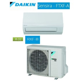 CONDIZIONATORE SENSIRA FTXF50A/RXF50B R 32 18000 DAIKIN UNITA' INTERNA ED ESTERNA