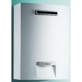 SCALDABAGNO A GAS VAILLANT OUTSIDE MAG LT.14-5/0-5 ERP METANO C.S.