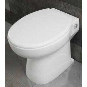 watermatic w 11 SP WC IN CERAMICA CON TRITURATORE WC + LAVABO