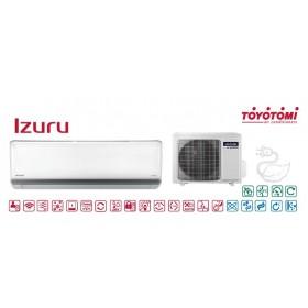 CONDIZIONATORE INVERTER 12000 BTU. 410 TOYOTOMI IZURU a++