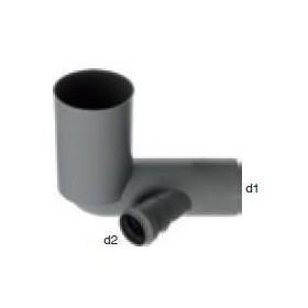 CURVA WC 110/90°1AT.SX D50