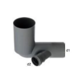 CURVA WC D. 90 DX 40